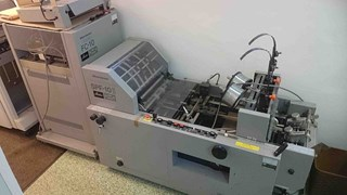 Horizon AC-8000 S/SPF-10 II/FC-10 Booklet production