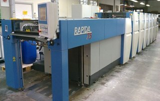KBA Rapida 75-5+LX