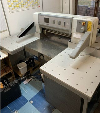Polar 78 ED Guillotines/Cutters