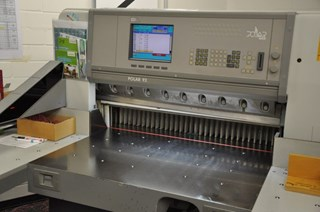 Polar 92 ED Guillotines/Cutters