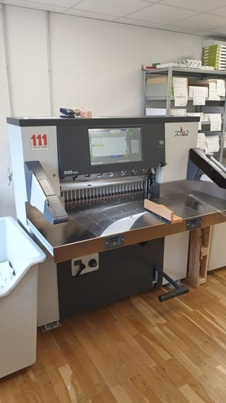 Polar D 80 plus Guillotines/Cutters