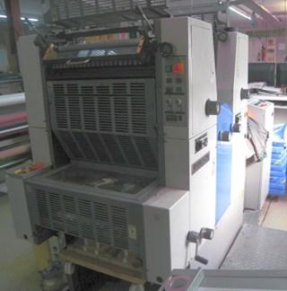 Ryobi 512 H Gebrauchte Bogenoffsetmaschinen