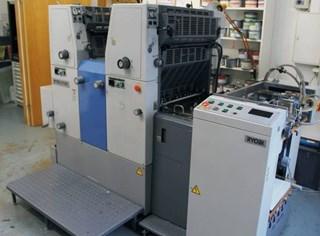 Ryobi 512H 单张纸胶印机
