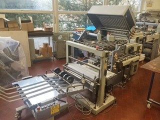 Stahl KF 78/6 KTL Folding Machines