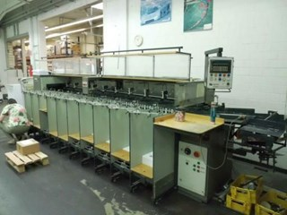 Theisen & Bonitz sprint 310 HP + 303 Booklet Production