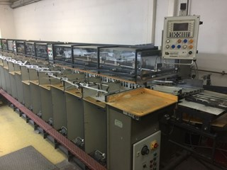 Theisen & Bonitz sprint 320 HP + 303 PRODUCTION DES BROCHURES