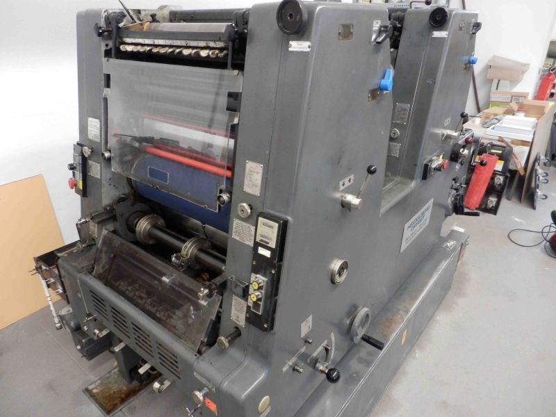 Show details for Heidelberg GTOZP 46+ (w. N+P)