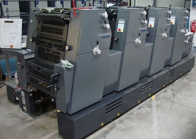 Show details for Heidelberg PM GTO 52-4+
