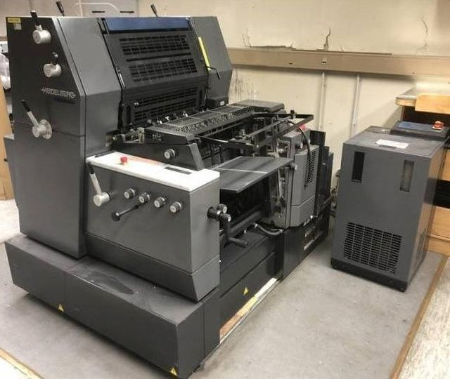 Show details for Heidelberg PM GTO 52-1+ (w. N+P)