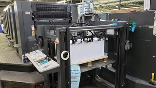 Heidelberg CD 102 - 6LX SE Sheet Fed