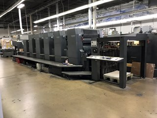 1995 Heidelberg CD 102 - 5 LX Sheet Fed