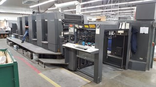 2000 Heidelberg CD 102 - 5 Machines offset à feuilles
