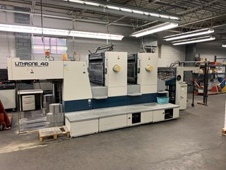 1993 Komori L 240 Sheet Fed