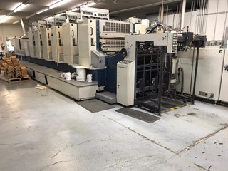 1998 Komori L 640 CX Sheet Fed