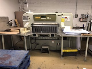 1999 PRISM 115 Guillotines/Cutters