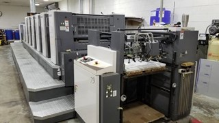"2008 Shinohara 79 - 6 LX (23"" x 31"" format) Sheet Fed"