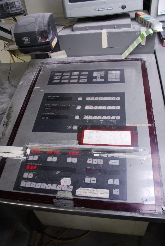 1997 Komori L 840 CX