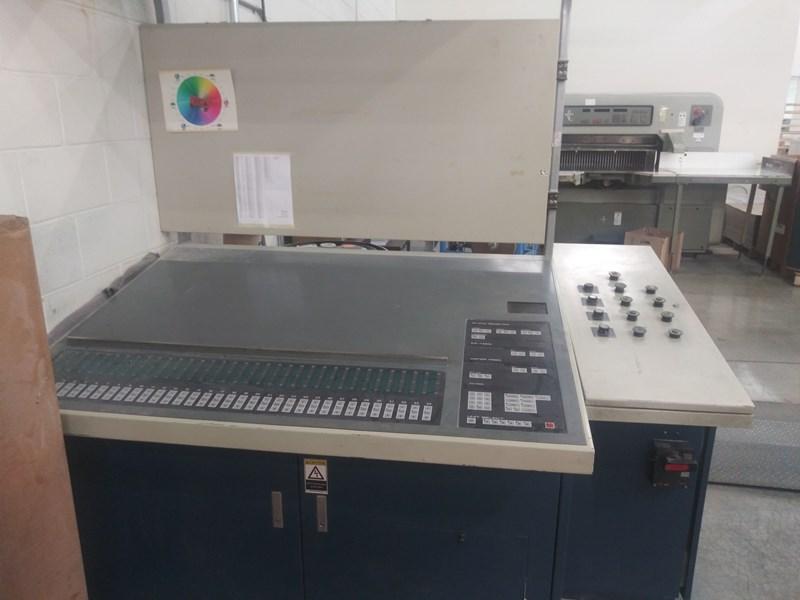 1991 Komori L 640 CX