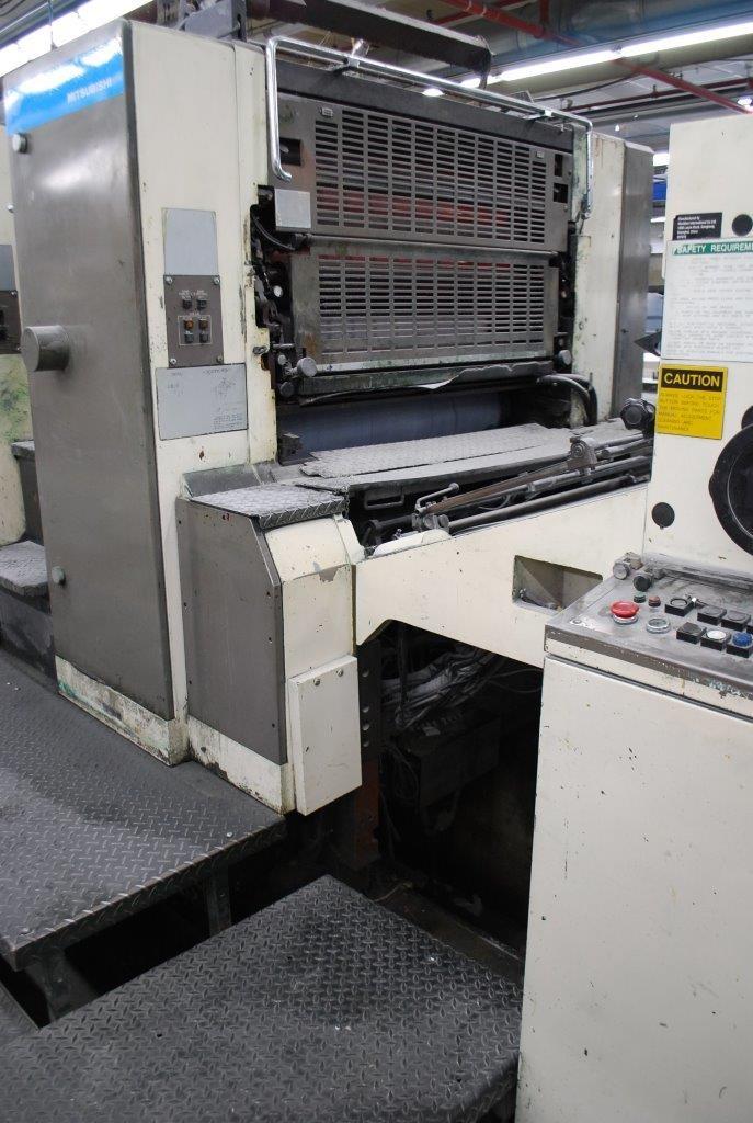 Mitsubishi 3 G 8 - TC ED
