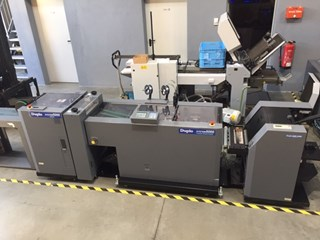 Duplo Digital System 5000 Booklet production
