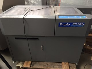Duplo DocuCutter DC-645 Finishing