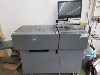 Duplo DocuCutter DC-646 Creasers/Slitters/Scorers/Perforators