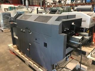 Duplo DPB-500 胶订机及配页机