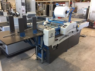 Foliant Gulliver C520A MACHINES A PELLICULER ET CONTRE-COLLER