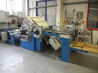 GUK K72/4 KTLL - F4 Folding machines