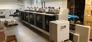 Heidelberg ST-100 Saddlestitchers