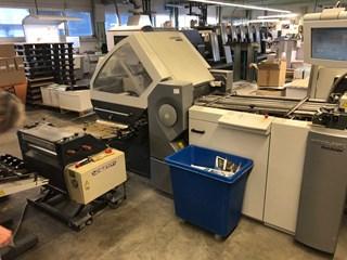 Heidelberg Stahlfolder BCUH-56 Folding machines