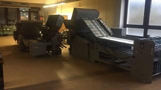 Heidelberg Stahlfolder T94 Folding Machines