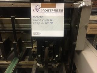 Hohner stitching heads 48/5 S 订书线