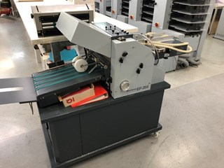 Horizon EF-354 ED-354 Folding machines