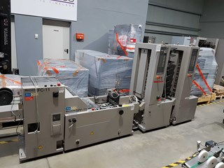 Horizon MC-80a MC-80m SPF-11 FC-11 Booklet production