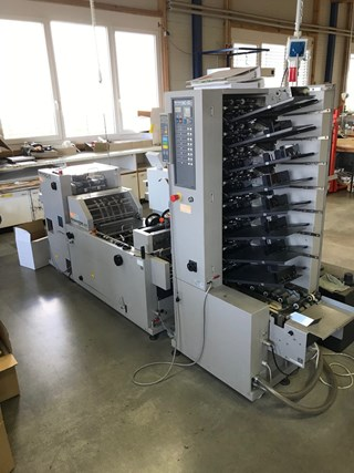 Horizon MC-80a SPF-11 FC-11 Booklet production