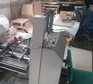 Horizon MKU-54 Folding machines