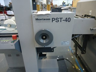Horizon PST-40 折页机