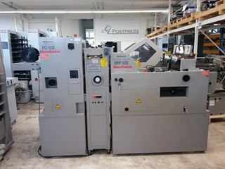Horizon SPF-10ll FC-10II BAS 350/16 Booklet production