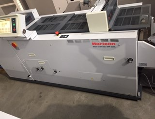 Horizon SPF-200A Booklet production