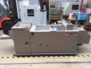 Horizon SPF-20A FC-20A Booklet production