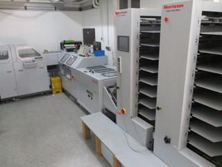 Horizon Stitchliner 6000 Zusammentragmaschine - Sammel hefter