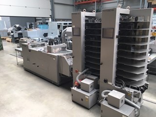 Horizon VAC-100a VAC-100c SPF-20A FC-20A Booklet Production