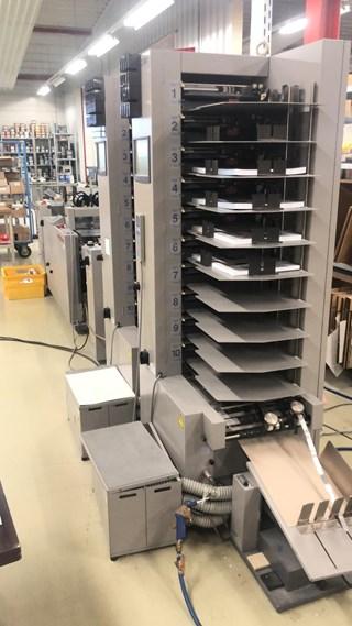 Horizon VAC-100a VAC-100c ST-40 SPF-20A FC-20A Booklet Production