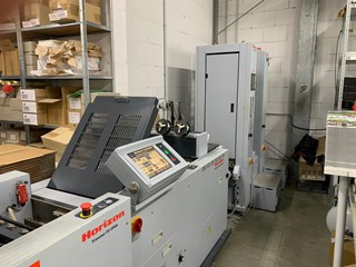 Horizon VAC-100a VAC-100m SPF-200A FC-200A Booklet production