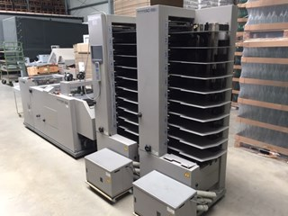 Horizon VAC-100a VAC-100m SPF-20A FC-20A Booklet Production
