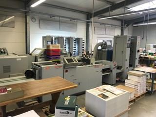Horizon VAC-100a VAC-100m ST-40 SPF-200A FC-200A Booklet production