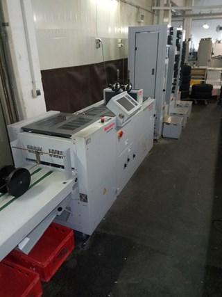 Horizon VAC-100a VAC-100m VAC-100m SPF-200A FC-200A Booklet production