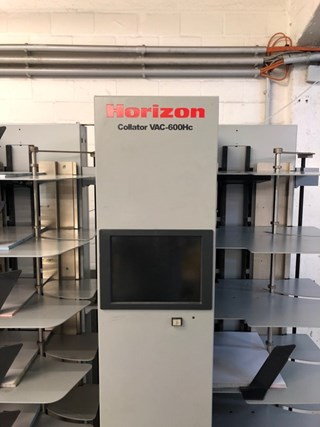 Horizon VAC-600Hc Collators