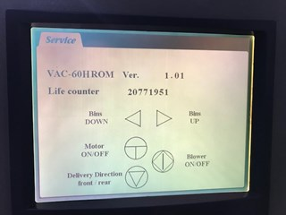 Horizon VAC-60Ha VAC-60Hm Collators
